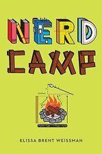Nerd Camp-ExLibrary