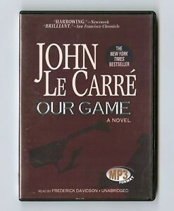 Our-Game-by-John-le-Carre-Unabridged-Audiobook-MP3CD
