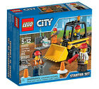 LEGO City Demolition Starter Set With 4 Minifigures 60072