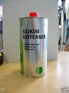 Silicon-Entferner