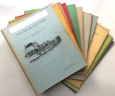 "TABER III ~ RAILROAD TRAIN BOOK /""SAWMILLS AMONG THE DERRICKS/"" by THOMAS T"