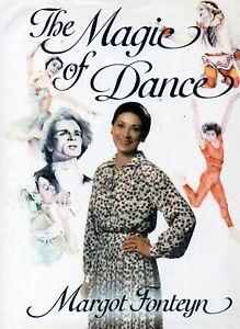 The-Magic-of-Dance-Ballet-Margot-Fonteyn-Book