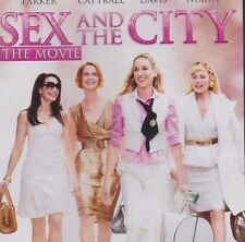 Sex and the City - The Movie (DVD, 2011) Fast Shipping