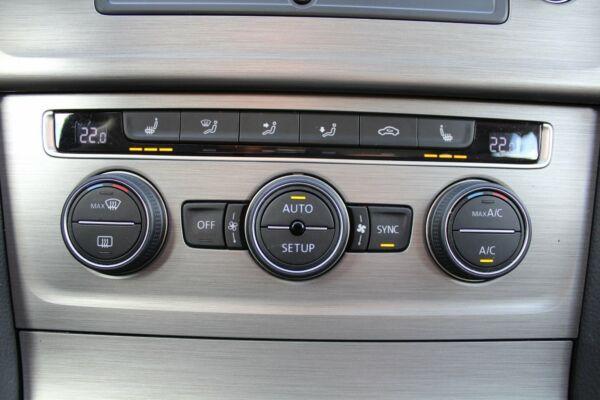 VW Golf VII 1,4 TSi 122 Comfortl. Vari. BMT billede 9