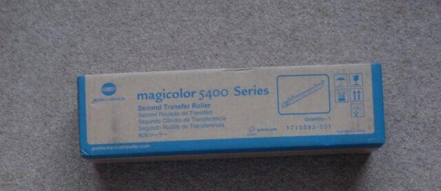 Konica Minolta 1710593-001 Transfer Roller Boxed Sealed.