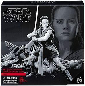 Star-Wars-The-Black-Series-6-inch-Action-Figure-Rey-Jedi-Training-on-Crait