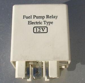 940 760 Volvo 240 960 White Fuel Pump Relay 740