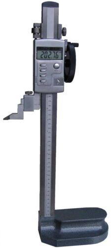 Digital Höhenanreißer Höhenmeßgerät Stellrad 300 mm