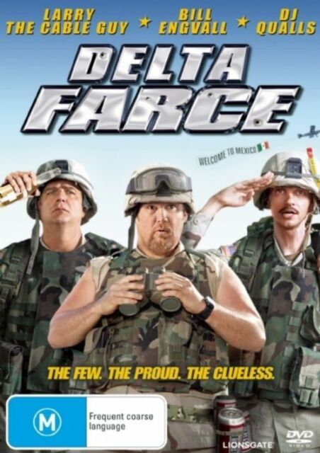 Delta Farce (DVD, 2008)