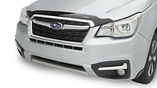 2014-2017 Subaru Forester OEM Hood Protector Bug Deflector E231SSG200 Genuine !!