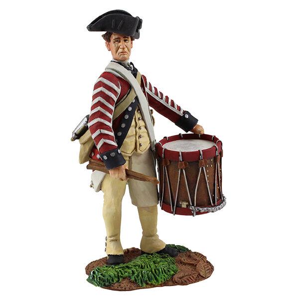BRITAINS SOLDIERS 16030 - Continental Line 1st American Regiment Drummer No.1