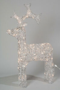 Kaemingk-Christmas-LED-Indoor-Outdoor-Acrylic-Reindeer-60cm-WARM-WHITE