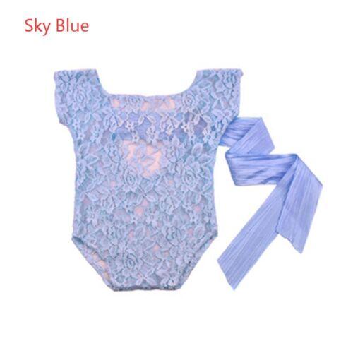 outfit fotografie strampler baby bowknot overall kostüm body die spitzen