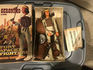 MARX-JOHNNY-WEST-BESTOF-THE-WEST-ACTION-FIGURE-ACCESSORIES-GERONIMO
