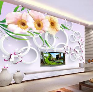 3D Aesthetic Art 75 Wall Paper Murals Wall Print Wall Wallpaper Mural AU Kyra