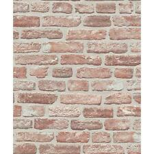 Erismann House Brick Wallpaper Faux Stone Effect Realistic Embossed Roll 6939-06