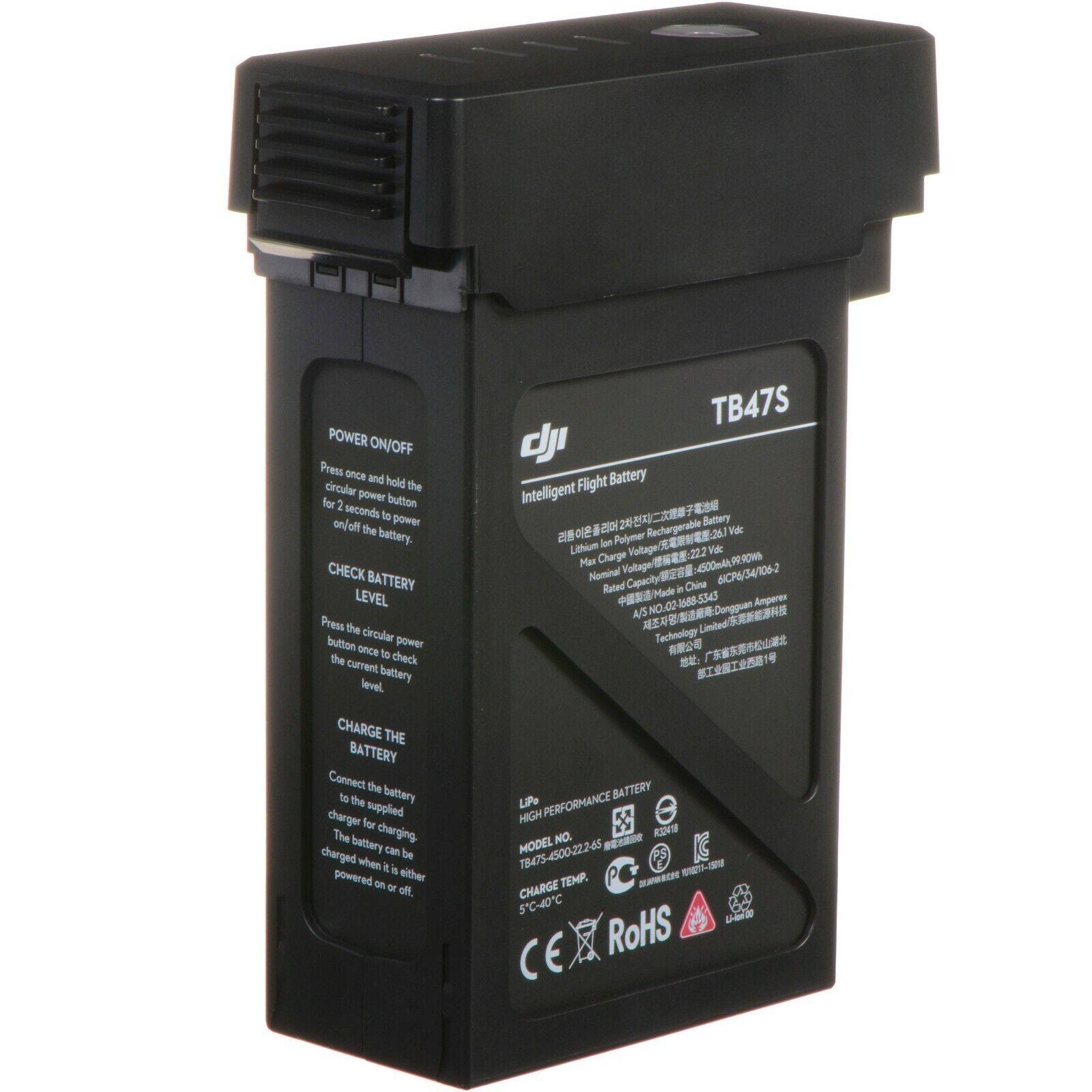(x5) - DJI TB47s - Intelligent Flight Battery - Matrice 600/PRO - Lot of (x5)