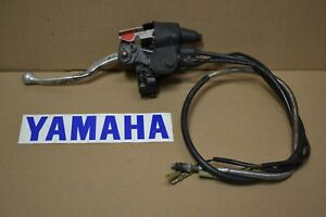 Yamaha Raptor 660 Clutch Lever Brake And Cables 2001 2005 Stock Oem B Ebay