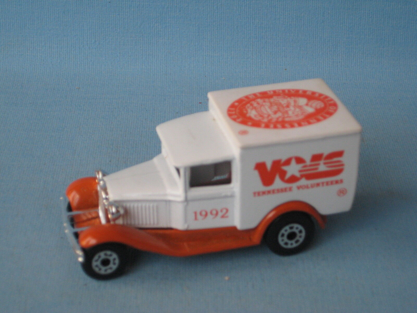 MATCHBOX MB-38 FORD MODEL A VAN Tennessee Tennessee Tennessee PREPRO Luce Base 8601a7