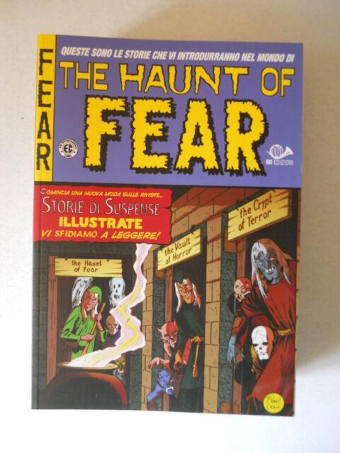 THE HAUNT OF FEAR n°1 di 5 2008 Horror Comics Usa  001 edizioni [G673]