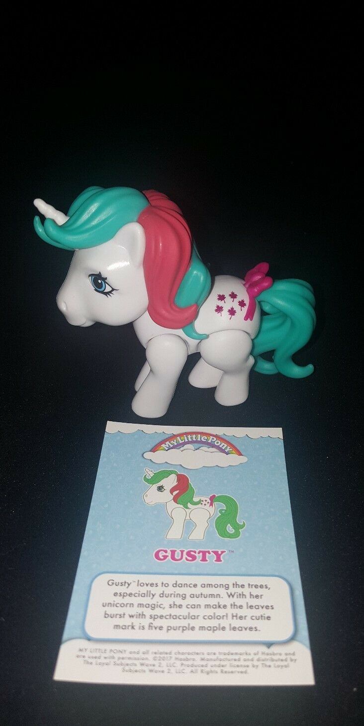 The Loyal Loyal Loyal Subjects My Little Pony General Release 1 48 Gusty  ba9097