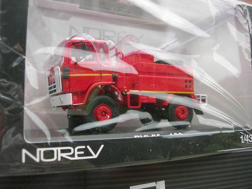 NOREV 1 43 CAMION RVI 95-130 4X4 equipement SAIREP
