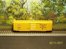 MTL MICRO-TRAINS N SCALE #31130 50' STD BOXCAR SINGLE DOOR  GB&W #3020