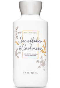 Bath-amp-Body-Works-Snowflakes-amp-Cashmere-Body-Lotion-8-fl-oz