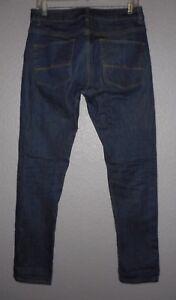 Stretch Jeans Dark 30 Taille Asos Denim Euc 30 YpxHwqn