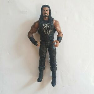WWE-WWF-Roman-Reigns-2013-Mattel-Action-Figure-The-Shield-The-Big-Dog