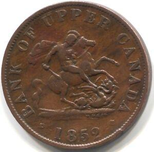 1852-BANK-OF-UPPER-CANADA-HALF-PENNY-BANK-TOKEN