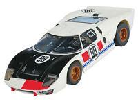 Afx Megag+ Ford Gt40 98 Daytona Clear Ho Slot Car Mega G+ 21033