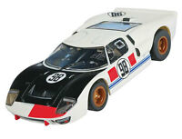 Afx Megag+ Ford Gt40 98 Daytona Clear Ho Slot Car Mega G+ 21033
