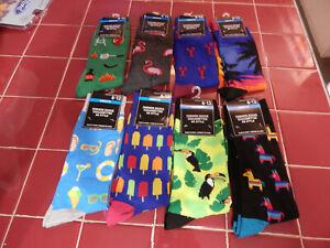 Men-039-s-Fashion-Socks-fits-shoe-sizes-6-12