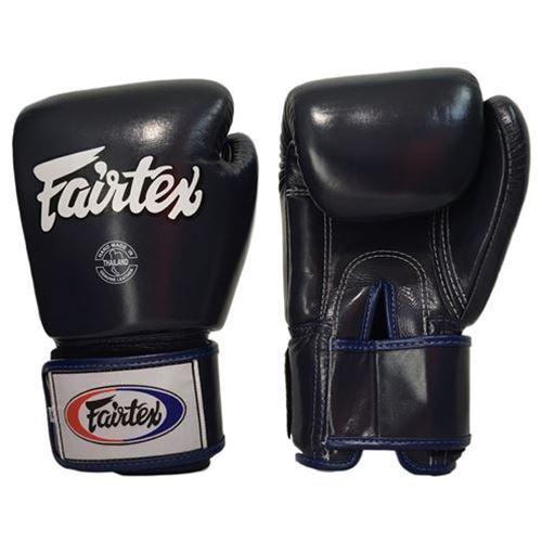 Fairtex BGV1 Tight Fit Boxhandschuhe - Blau