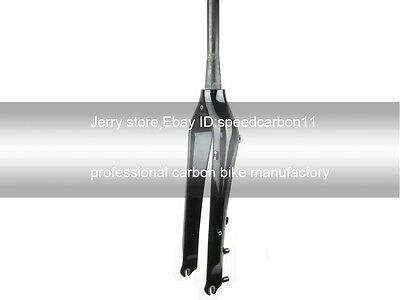 27.5er full carbon mtb bike fork,650B carbon mountain bike fork Tapered Fork