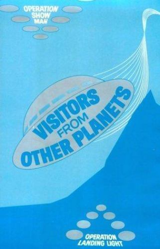 Visitors from Other Planets [Hardcover] Nada-Yolanda