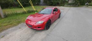 2007 Mazda RX-8 Cuir