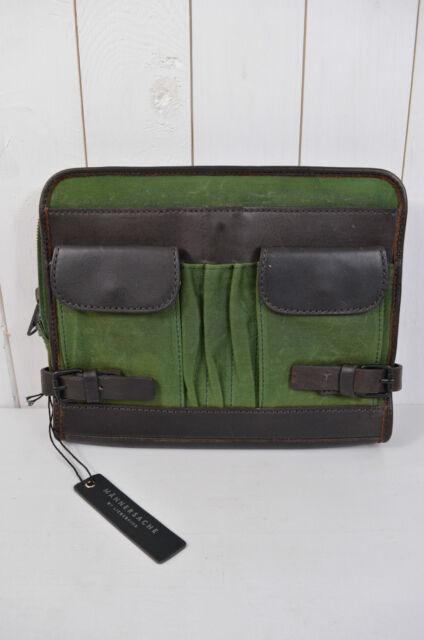 MÄNNERSACHE by LIEBESKIND BERLIN I-Pad-Case Tasche Case Mod. AMUR Leder  Canvas 5eab473a84