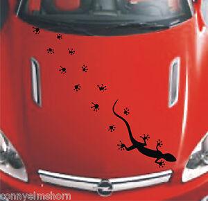 Autoaufkleber-Gecko-Fussspuren-Cartattoo-Set-C16-Audi-Gekko-6026-Farbwahl