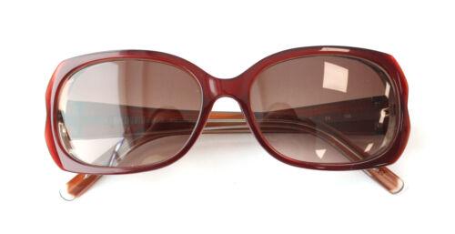 Karl lagerfeld Kl Rot Klar Acetat Damen UV Schutz Sonnenbrille KL751S 015 A189B