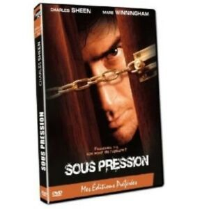 Sous-pression-CHARLES-SHEEN-DVD