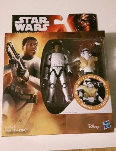 FN-2187 /' Action Figure Star Wars The Force Awakens Armour Up /'Finn