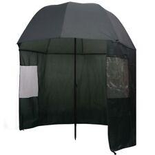 """Foldable Outdoor Fishing Umbrella Sun UV Rain Shade Shelter 94""""x83""""/118""""x94"""""""