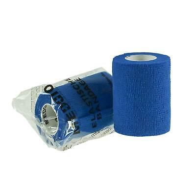 ZuverläSsig 1 Haftbandage Selbsthaftende Bandage / Fixierbinde 7,5 Cm X 4,5 M Blau (2,29€/1s