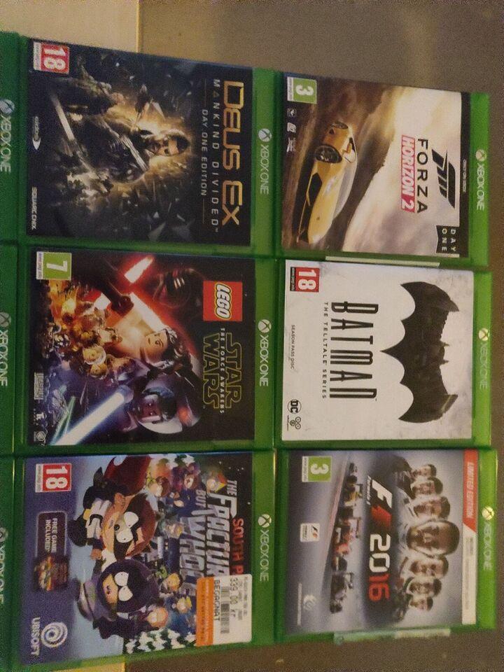 Xbox one spil, Xbox One