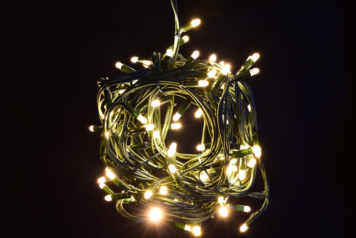Professional IP44 outdoor DEL chaîne chaîne chaîne fée lumières Noël Mariage Fête Jardin | Une Grande Variété De Modèles  731278