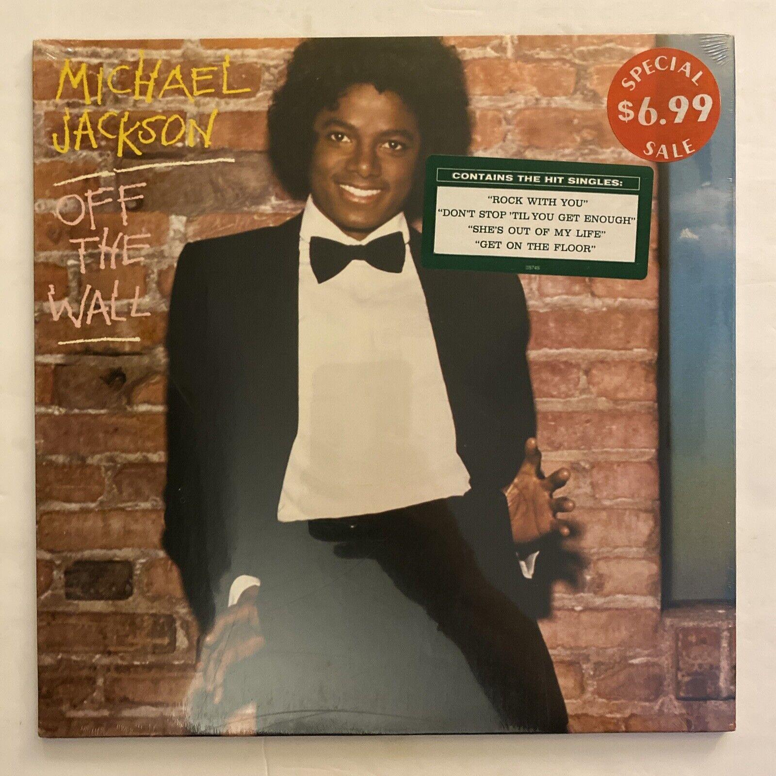 MICHAEL JACKSON//EDITION LIMITEE//CADRE DISQUE DOR CD ET VINYLE//OFF THE WALL