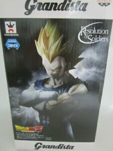 Resolution of Soldiers VEGETA Banprest.. From Japan Dragon Ball Z Grandista