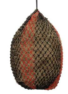 """Shires DELUXE extra fort foin net avec 2"""" x 2"""" ouvertures pour ralentir Alimentation-afficher le titre d`origine dY6IHXob-07134302-355593133"""